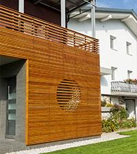 Construction bois bioclimatique