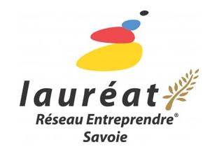 Lauréat réseau entreprendre Savoie